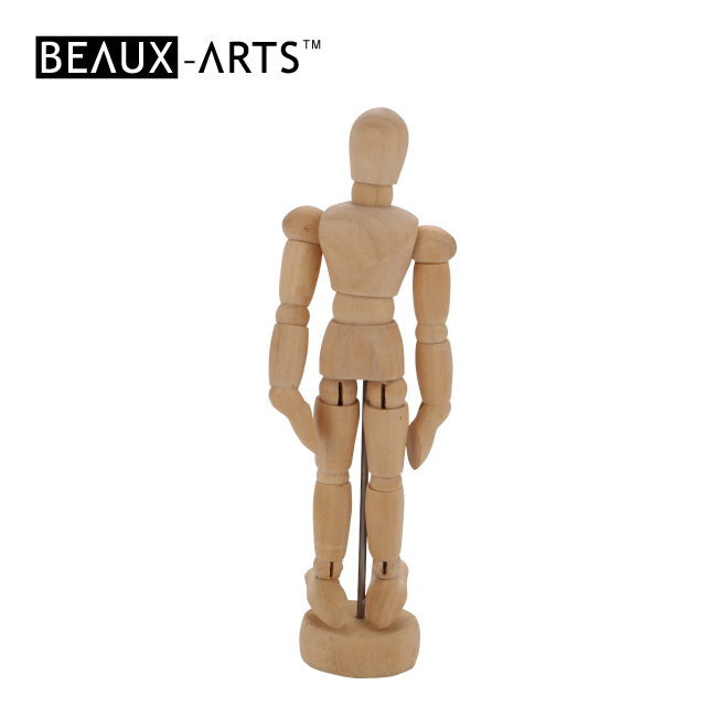 12 Inch Wooden Manikin with Magnet