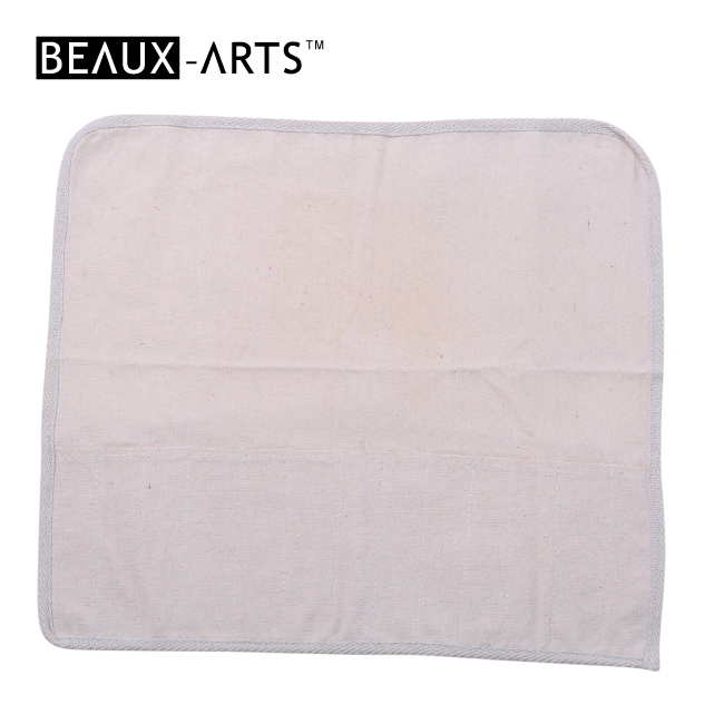 Cotton Brush Bag Kids and Graft Artist Painting Apron with Multi Pockets
