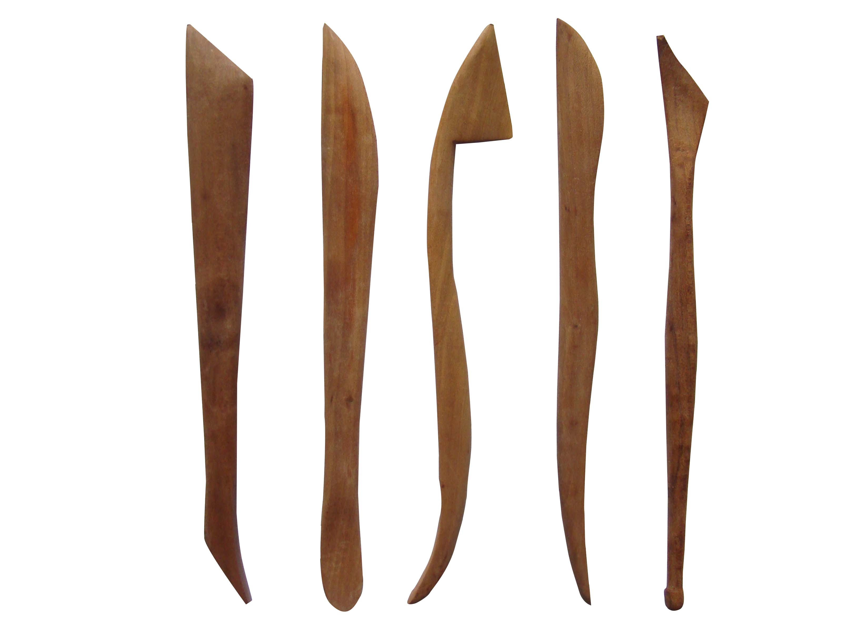 20cm Dark Brown Handmade And Fine Quality Boxwood Tool for Cutting and Carving