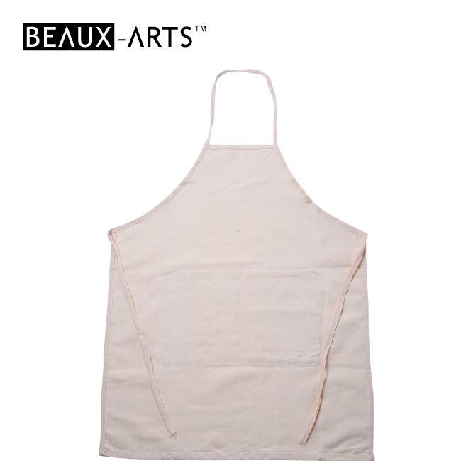 Sleeveless Cotton Smock Kids and Graft Artist Painting Apron