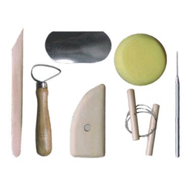 Pottery Tool Kit