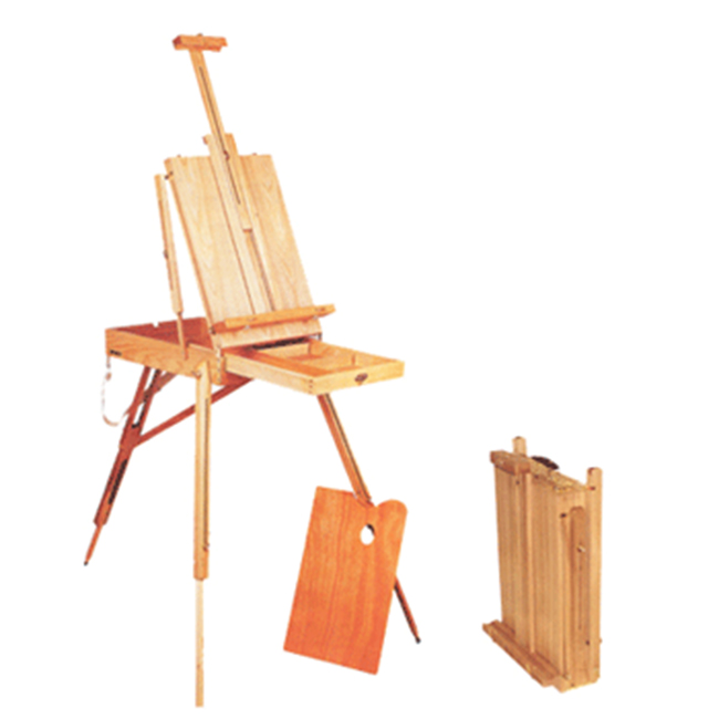 Beech Wood Portable and Field French Easel