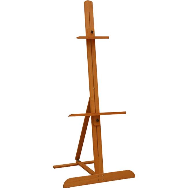 Single Mast Beech Wood Artist Easel