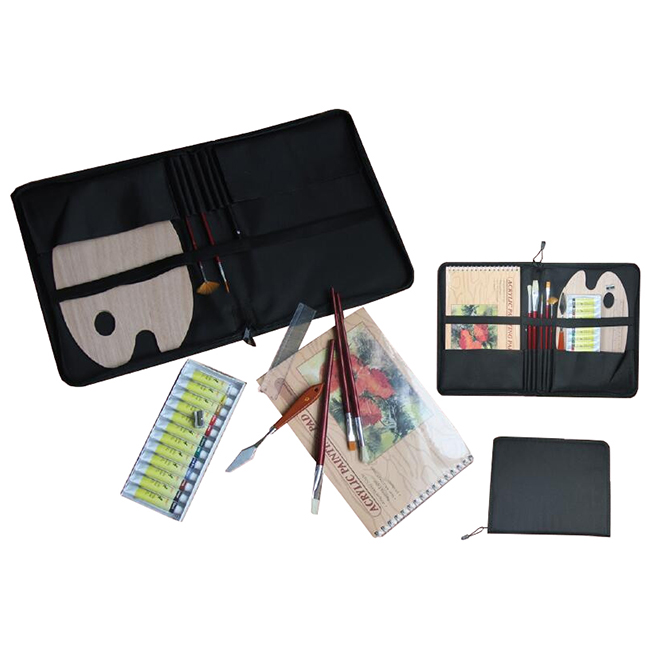 Pouch Painting Set