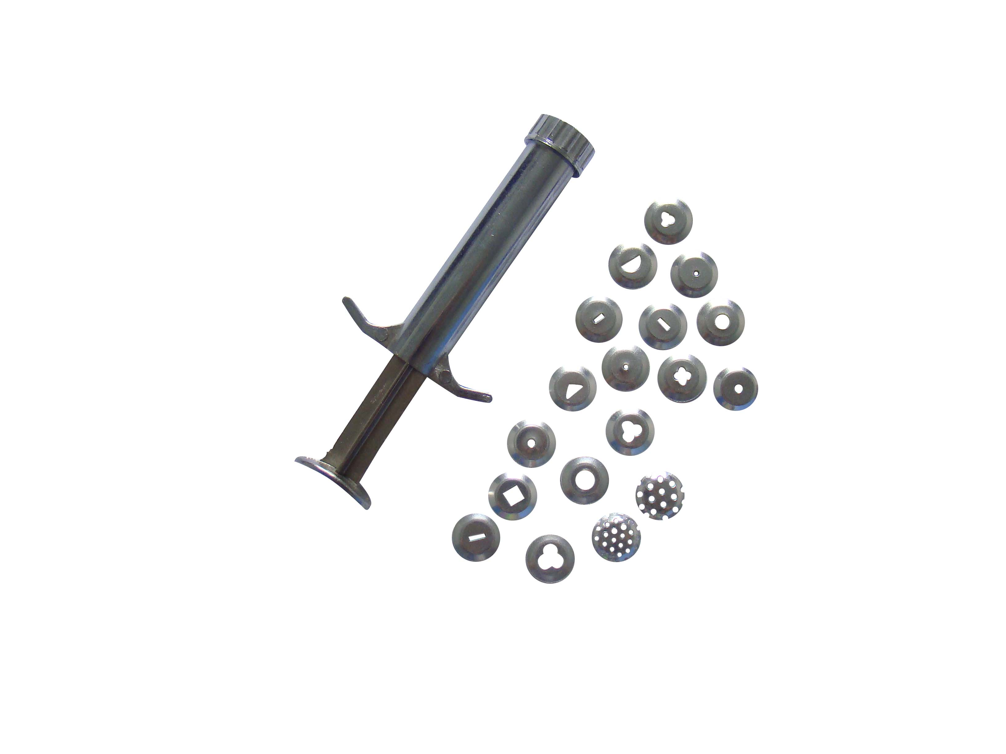 Syringe Style Clay Gun