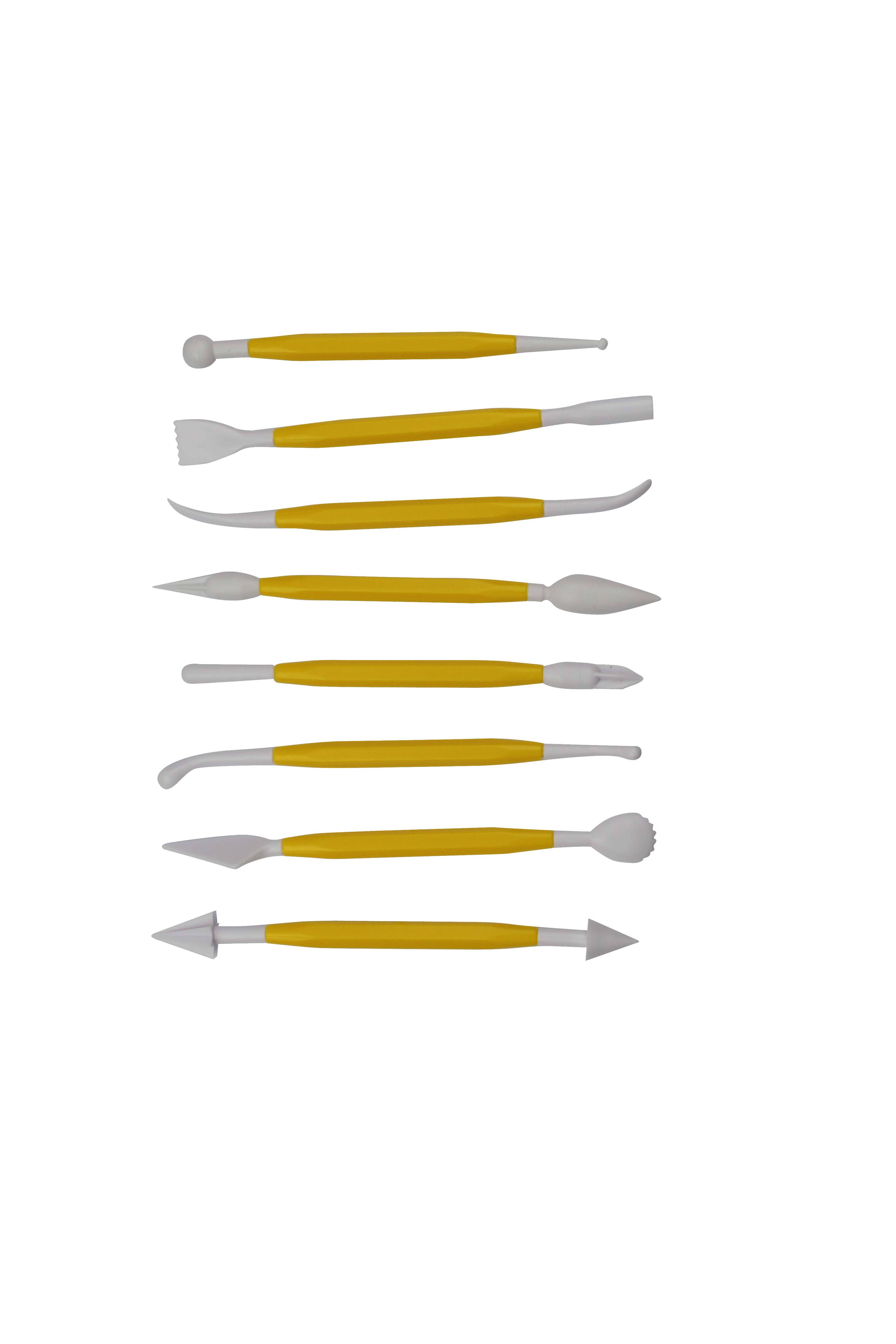 The 8-PCS Durable Clean-up Tool with Value Pack