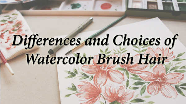 Blog of November: Watercolor Lesson 1