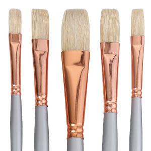 Hog Bristle Brushes